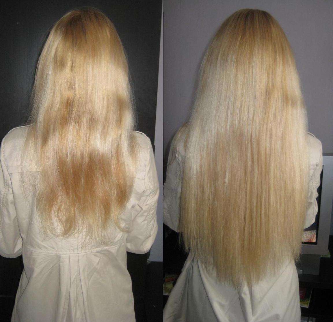 Отрастить волосы за 3 дня